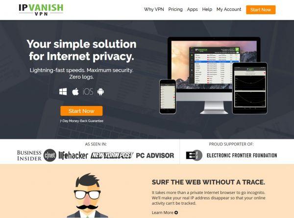 Experiences With IPVanish